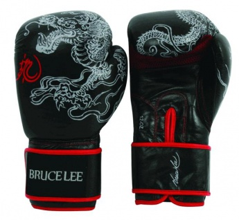 Bruce Lee Dragon Boxhandschuhe