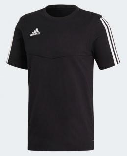 adidas T-Shirt Tiro 19 schwarz