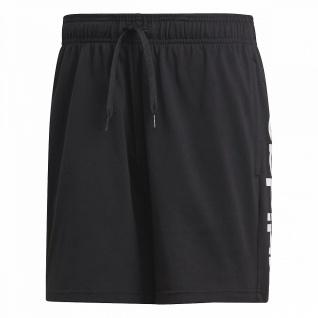 adidas Herren Shorts Linear schwarz