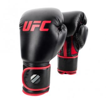 UFCContender MuayThai StyleTrainingGloves rot/schwarz