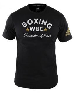 adidas T-Shirt WBC schwarz