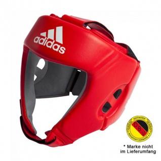adidas Kopfschutz AIBA Leder rot