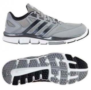 adidas Schuhe Speed Trainer grau/weiss