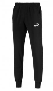 Puma ESS Logo Pants cl TR schwarz