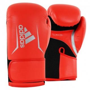 adidas Boxhandschuhe Speed 100 rot/silber