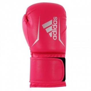 adidas Speed 50 pink/silber Boxhandschuhe