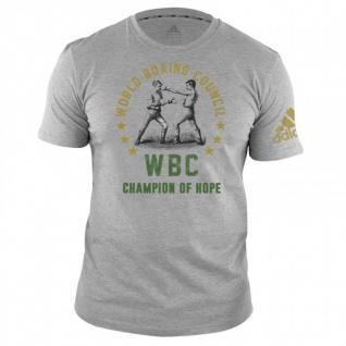 adidas T-Shirt WBC grau