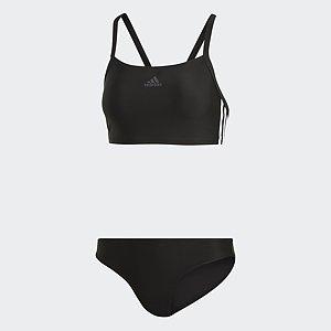 adidas Damen Bikini Fitness schwarz