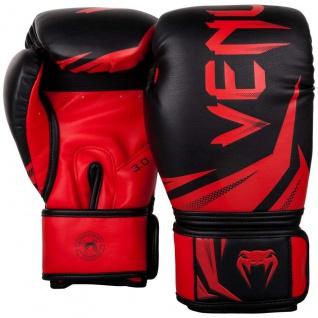Boxhandschuhe Venum Challenger 3.0 schwarz/rot