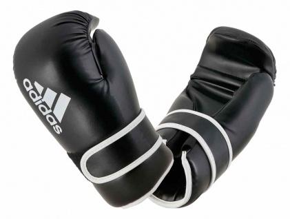 adidas Pro Point Fighter 100 Kickboxhandschuhe schwarz