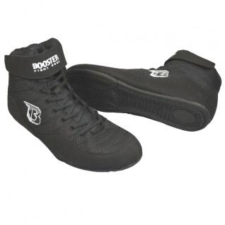 Boxstiefel / MMA Schuhe schwarz