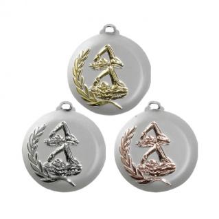 3D Medaille Schwimmen