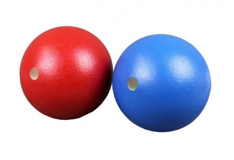 Softball mit Bohrung / Soundkarate Ball