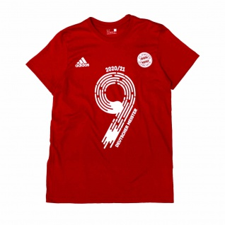 adidas FCB Meister21 T-Shirt rot
