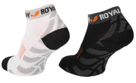 Sportsocken mit Kompression Low Cut von Royal Bay