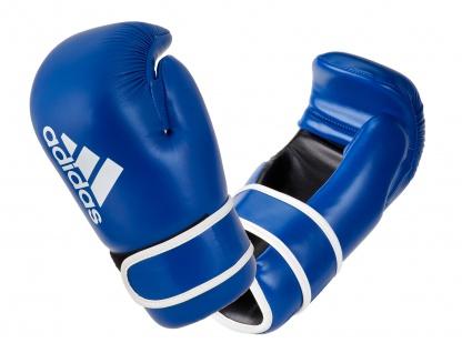 adidas Pro Point Fighter 100 Kickboxhandschuhe blau