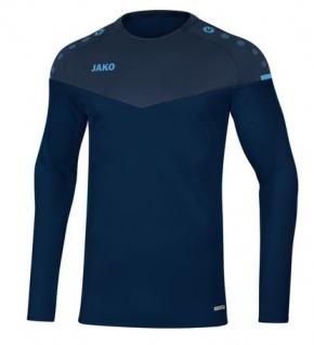 Jako Sweat Champ marine/blau