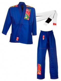 BJJ Kids Anzug blau