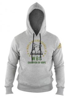 adidas Hoodie WBC grau