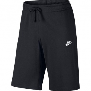 NIKE Club Shorts schwarz