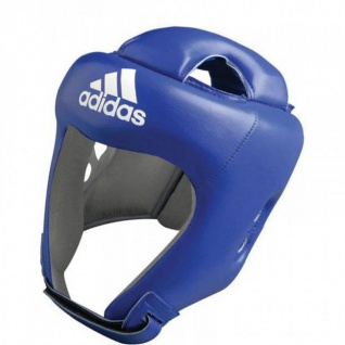 adidas Boxen/Kickboxen Kopfschutz Kids - Rookie blau