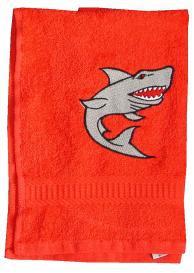 """Dusch- und Handtücher mit Motiv """" Hai"""""""