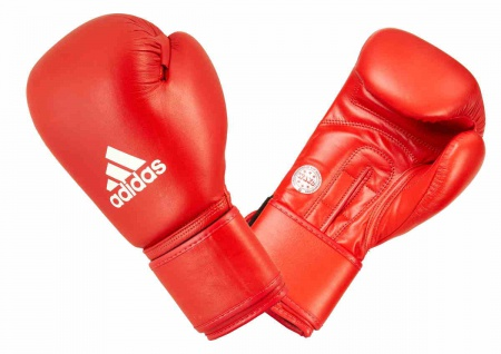 adidas Boxhandschuh Competition Leder rot 10 OZ