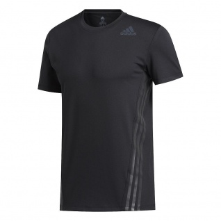 adidas T-Shirt Aero 3S CW TEE schwarz
