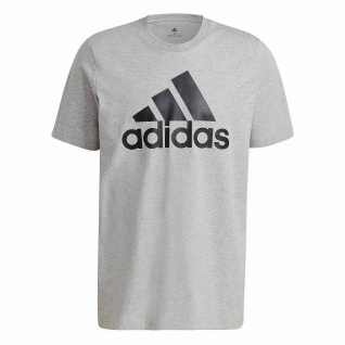adidas T-Shirt BL grau