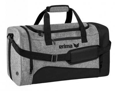 Erima Sporttasche Club 1900 2.0 in schwarz/grau-melange