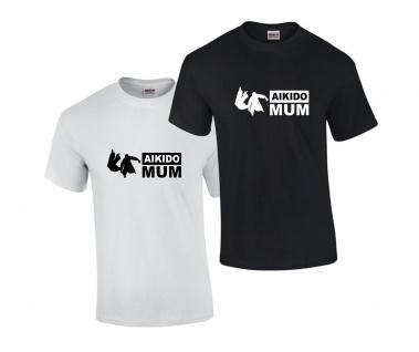 T-Shirt Aikido Mum
