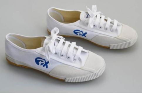 Schuhe für Kung Fu und Wu Shu weiss