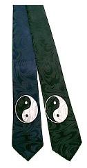 Ying Yang Krawatten