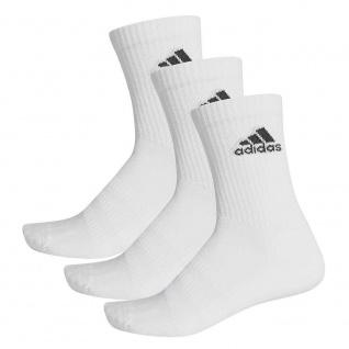 adidas 3er Pack Sportsocken weiß