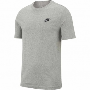 NIKE Club T-Shirt grau