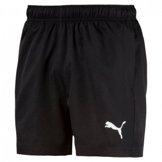 Puma ESS Active Woven Short 5 schwarz