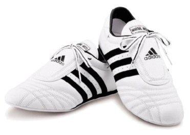 Adidas Kampfsport Schuhe SM II weiß