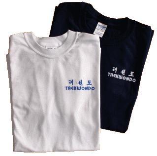 T-Shirt Taekwondo