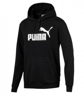 Puma ESS Hoody TR Big Logo schwarz