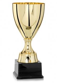 Pokal gold ohne Deckel