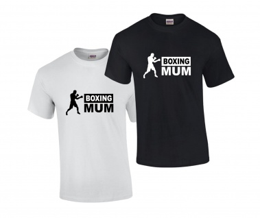T-Shirt Boxing Mum