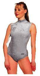 Fitness-Dress ohne Arm (PA/EA glänzend)