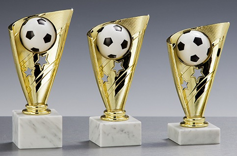 Fußball Pokalständer
