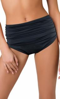 Bikinihose im Taillenschnitt