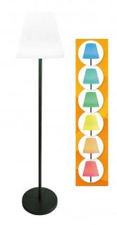 Solar Outdoorlampe Stehlampe Außenleuchte Gartenleuchte Solarleuchte Dekoleuchte
