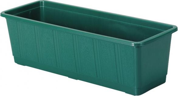 "Geli Goods for green BEWAE-BL-KASTEN Bewässerungs-Blumenkasten "" Aqua-Green"" 83908011 80cm Gruen"