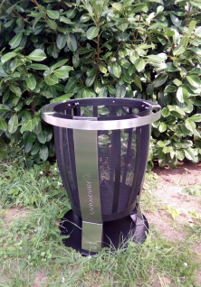 Landmann Feuerkorb H68cm Feuerschale Feuertonne Feuerstelle Terrassenofen