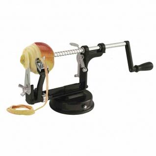 Apfelschäler Schälen Küche Küchenhelfer Kochen Kochutensilien Schäler Messer NEU