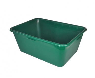 Jagdwanne Wildwanne 90 / 65 / 40 Liter grün