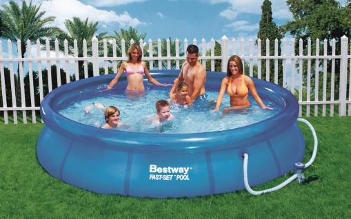 Bestway QUICK-UP Fast-Set Pool 57270 305cm Rund